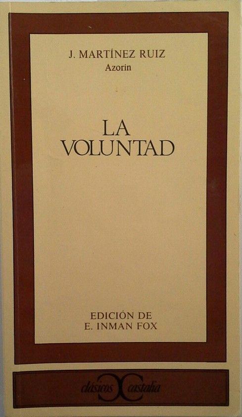 LA VOLUNTAD