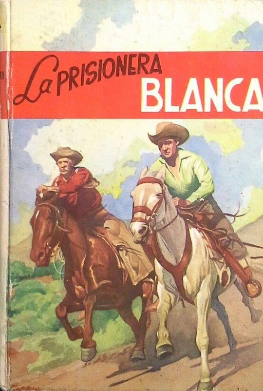 LA PRISIONERA BLANCA