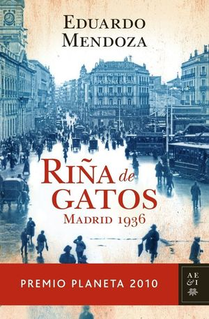 RIÑA DE GATOS. MADRID 1936