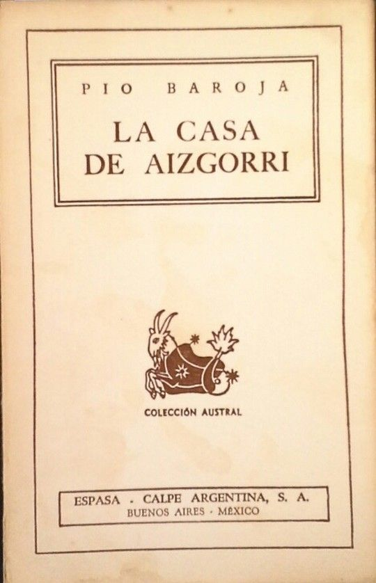 LA CASA DE AIZGORI