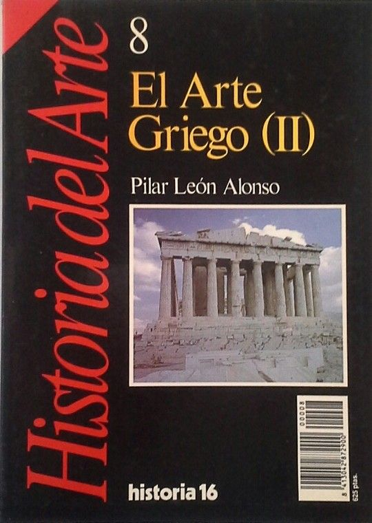 EL ARTE GRIEGO (II)