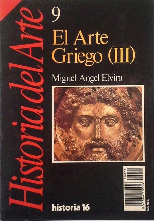 EL ARTE GRIEGO (III)