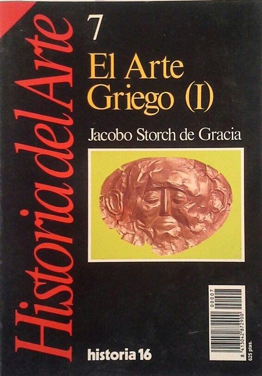 EL ARTE GRIEGO (I)