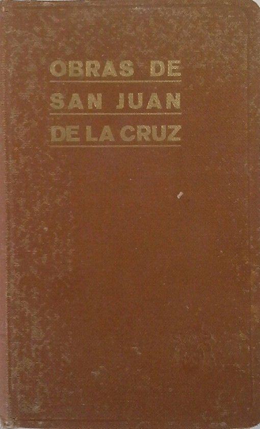 OBRAS DE SAN JUAN DE LA CRUZ