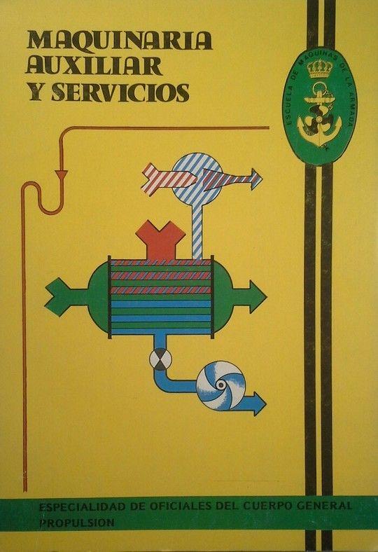 MAQUINARIA AUXILIAR Y SERVICIOS (LIBRO