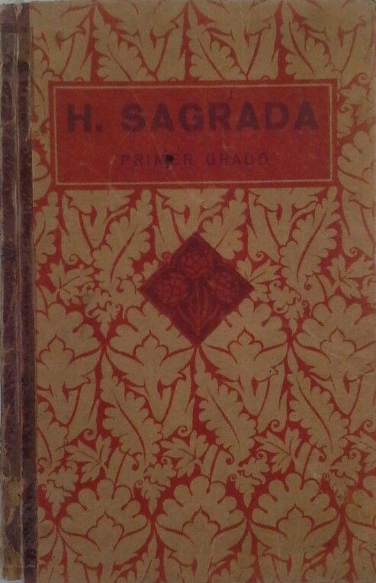 HISTORIA SAGRADA - PRIMER GRADO