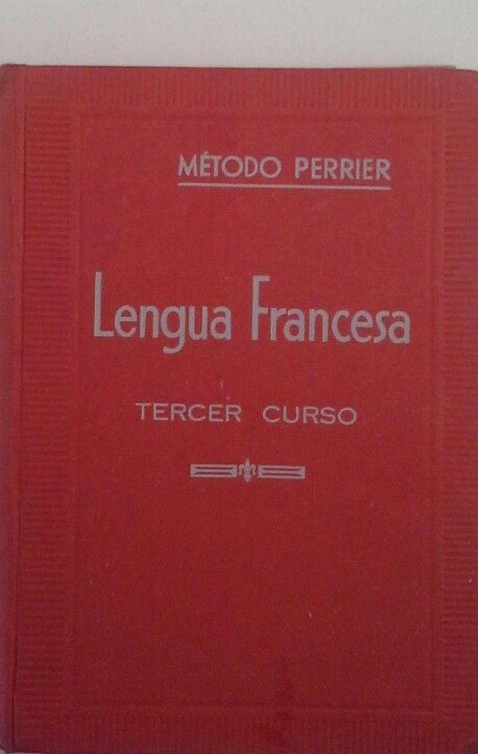 TERCER CURSO DE LENGUA FRANCESA - LIBRO DEL ALUMNO