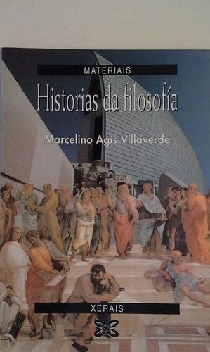HISTORIAS DA FILOSOFÍA