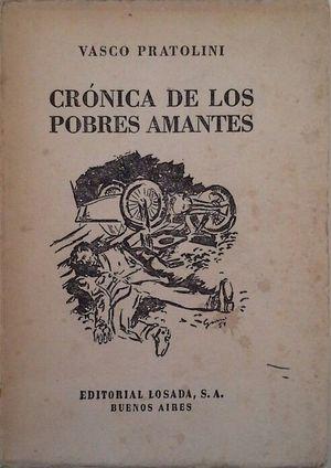 CRÓNICA DE LOS POBRES AMANTES