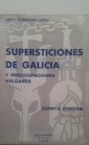 SUPERSTICIONES DE GALICIA