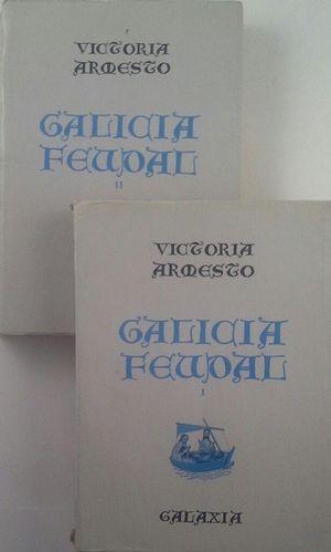 GALICIA FEUDAL - DOS VOLÚMENES