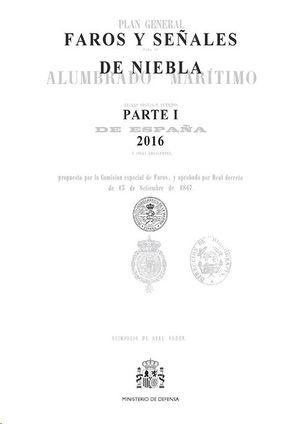 FAROS Y SEÑALES DE NIEBLA PARTE I 2016