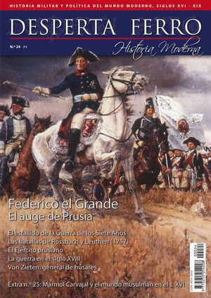 DESPERTA FERRO HISTORIA MODERNA Nº 24: FEDERICO EL GRANDE
