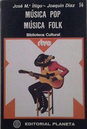 MÚSICA POP, MÚSICA FOLK