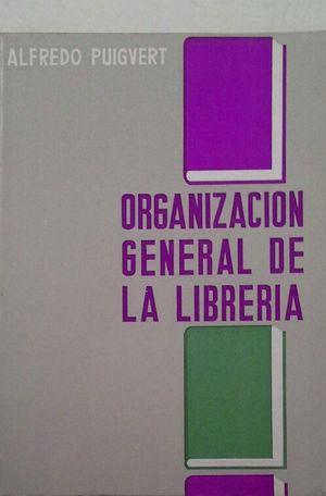 ORGANIZACIÓN GENERAL DE LA LIBRERÍA