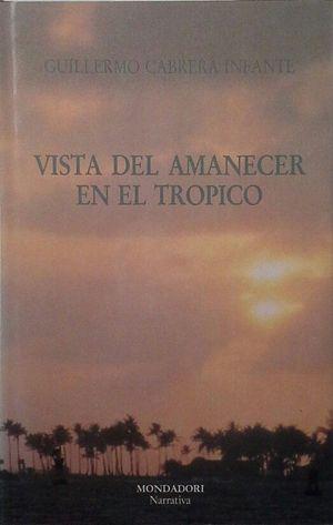 VISTA DEL AMANECER EN EL TRÓPICO