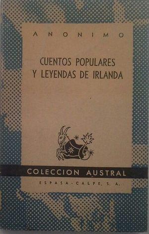 CUENTOS POPULARES Y LEYENDAS DE IRLANDA