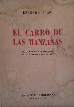 EL CARRO DE LAS MANZANAS - EL PERFECETO WAGNERIANO