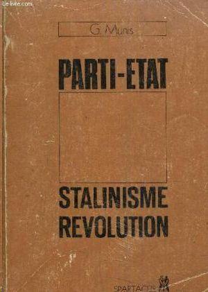 PARTI-ETAT