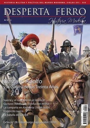 DESPERTA FERRO HISTORIA MODERNA Nº 27: GUSTAVO ADOLFO