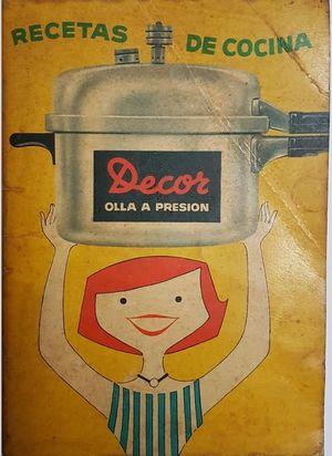 RECETAS DE COCINA DECOR
