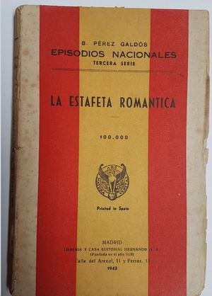 LA ESTAFETA ROMANTICA