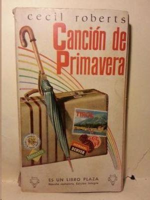 CANCION DE PRIMAVERA
