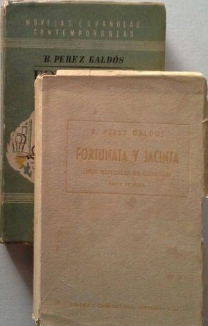 FORTUNATA Y JACINTA - DOS VOLÚMENES