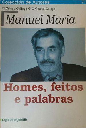 HOMES,FEITOS E PALABRAS