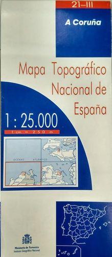 MAPA A CORUÑA 21-III