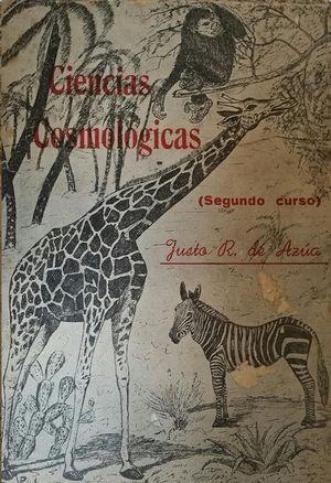 CIENCIAS COSMOLOGICAS  SEGUNDO CURSO