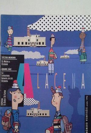 REVISTA ALACENA - ESPECIAL QUINCE AÑOS DE EL BARCO DE VAPOR - Nº 26 - OTOÑO DE 1996