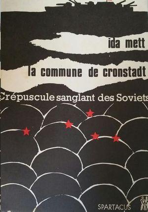 LA COMMUNE DE CRONSTADT