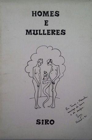 HOMES E MULLERES - LÁMINAS