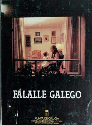 FÁLALLE GALEGO