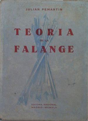 TEORÍA DE LA FALANGE