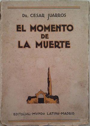 EL MOMENTO DE LA MUERTE