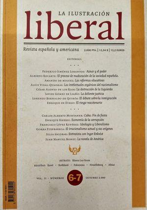 LA ILUSTRACION LIBERAL Nº 6-7 VOL. II