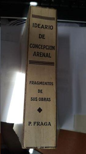 IDEARIO DE CONCEPCIONAL ARENAL