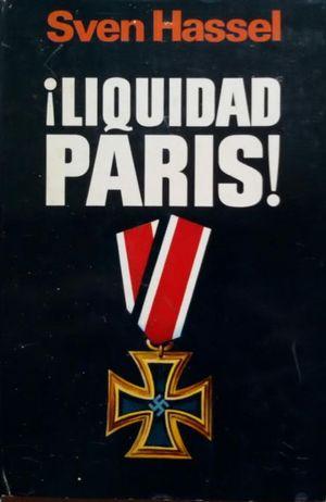 ¡LIQUIDAD PARIS!