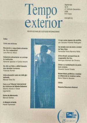 TEMPO EXTERIOR Nº 13