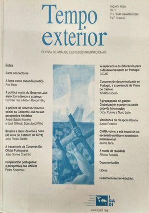 TEMPO EXTERIOR Nº 9