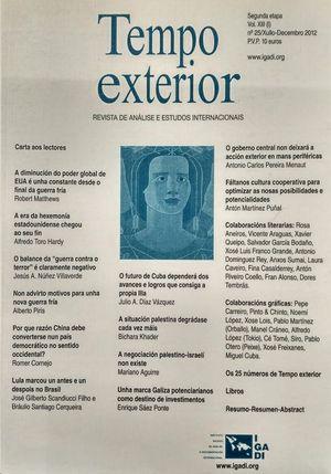TEMPO EXTERIOR Nº 25