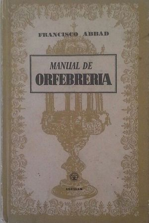 MANUAL DE ORFEBRERÍA