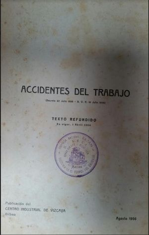 ACCIDENTES DEL TRABAJO