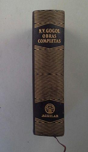OBRAS COMPLETAS DE NIKOLAI GOGOL
