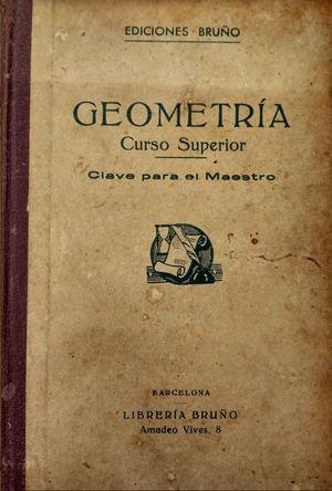 GEOMETRIA  CURSO SUPERIOR