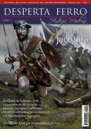 DESPERTA FERRO HISTORIA MODERNA Nº 29: LA REBELIÓN JACOBITA
