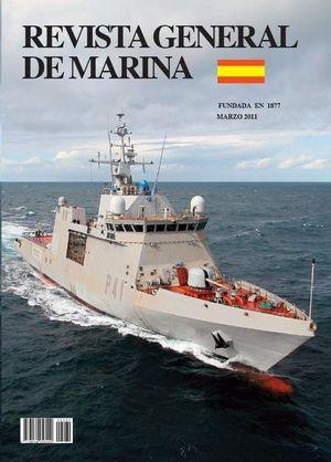 REVISTA GENERAL DE MARINA  MARZO 2011  TOMO 260