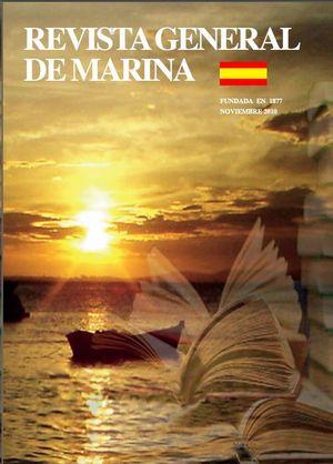 REVISTA GENERAL DE MARINA  NOVIEMBRE 2010  TOMO 259